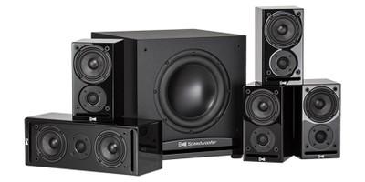 RSL CG3, CG23, Speedwoofer 10S 5 1 Speaker System Review
