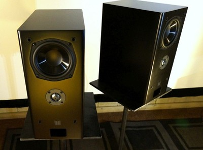 The K BS Speakers Arrived Sensibly Packed With A Large Stiff Foam Blocks On Top And Bottom Of Were Covered Soft