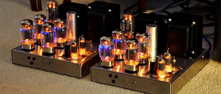 Vacuum Tube Audio M 125 Mono Tube Power Amplifier Review