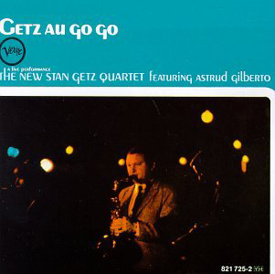 The New Stan Getz Quartet