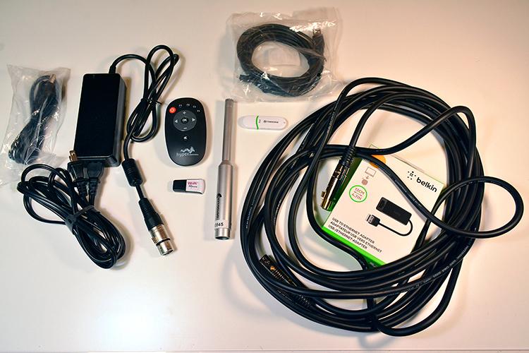 Legacy Wavelet accessories