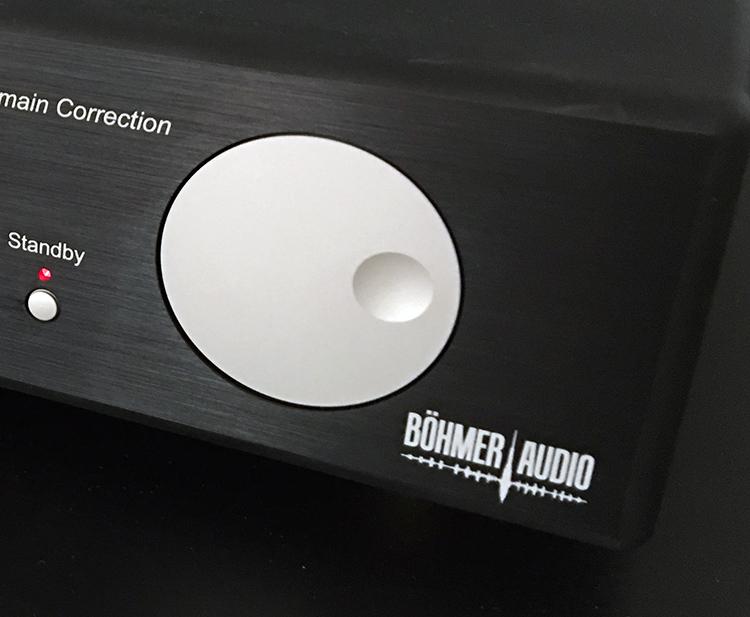 Legacy Wavelet volume control