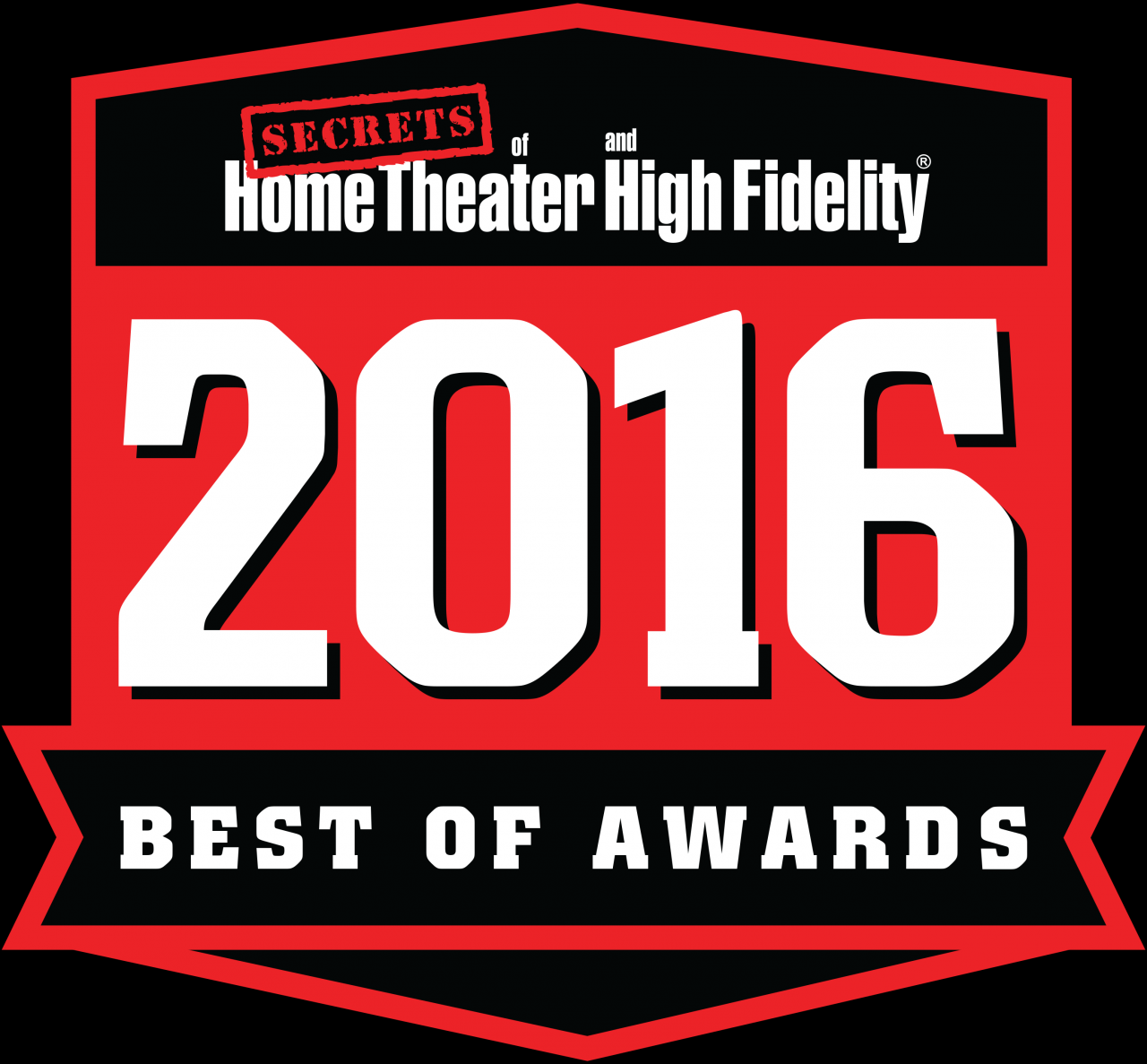 Secrets of Home Theater and High Fidelity - Best Of Awards 2016