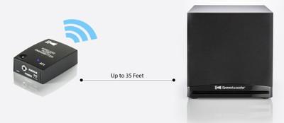 RSL Speedwoofer 10S w Wireless