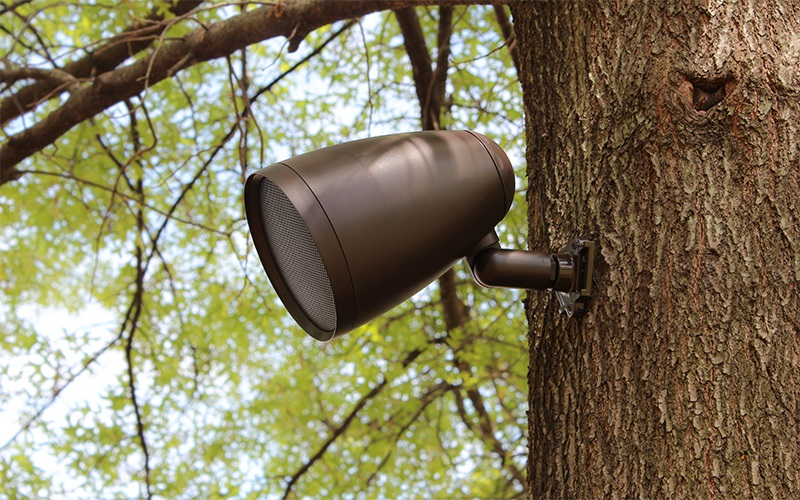 Paradigm and Revel Outdoor Garden Speakers Preview - Cheap