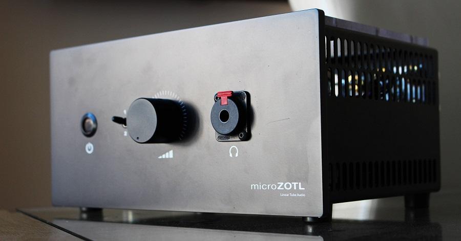 linear tube audio microzotl2 0 tube headphone amp review cheap speakers subwoofers. Black Bedroom Furniture Sets. Home Design Ideas