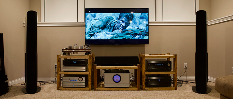 GoldenEar Technology Dolby Atmos System