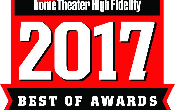 Secrets of Home Theater and High Fidelity - Best of Awards 2017
