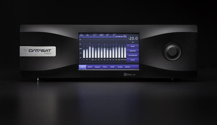Datasat RS20i Surround Sound Processor