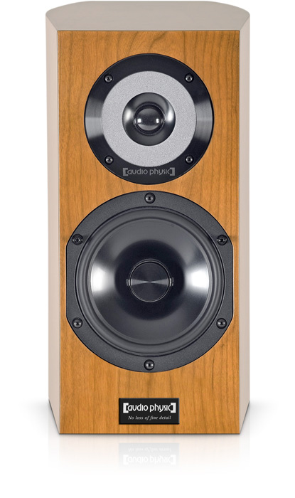 Audio Physic Step plus-front view