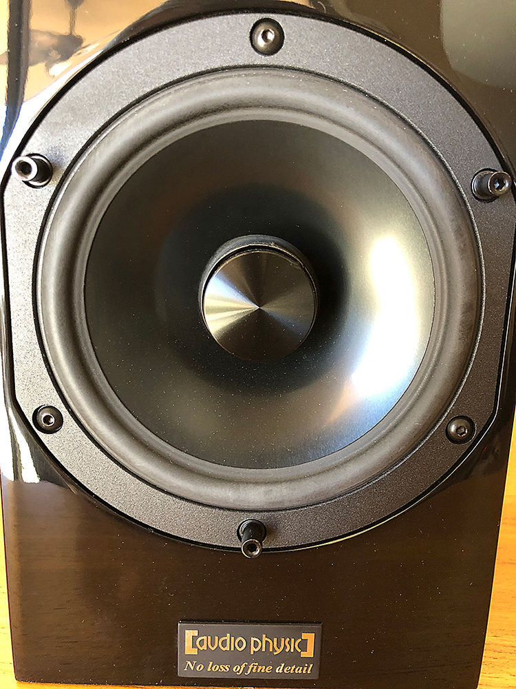 Audio Physic Step plus-woofer