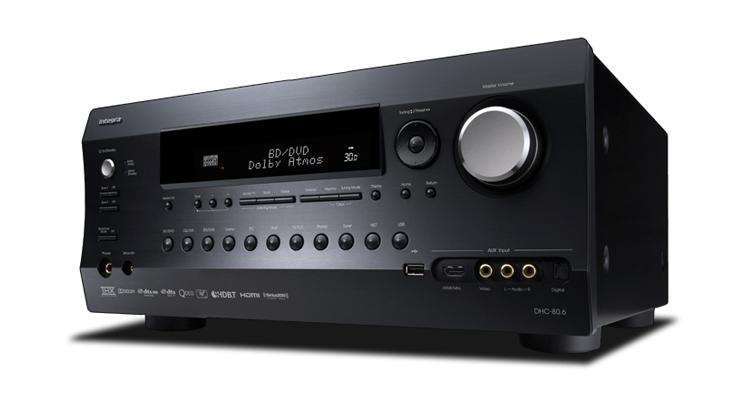 Integra DHC-80.6 11.2 Surround Sound Processor (SSP) Review