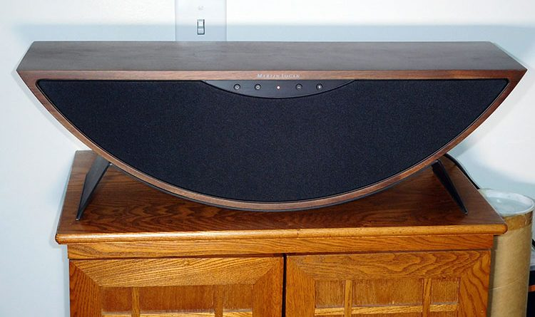 MartinLogan Crescendo X Networked Speaker - Front View
