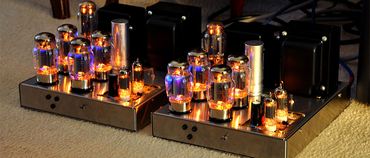 Vacuum Tube Audio M-125 Mono-Tube Power Amplifier