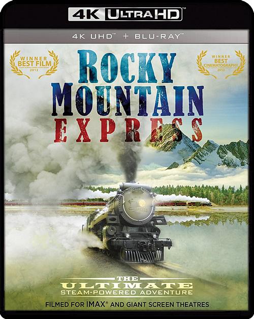 The Rocky Mountain Express