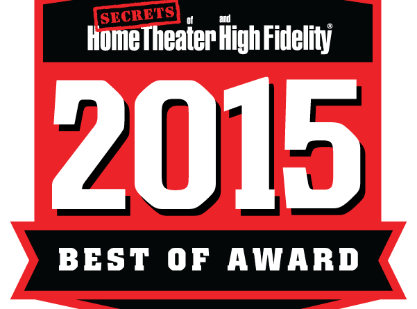 Secrets of Home Theater and High Fidelity - Best Of Awards 2015