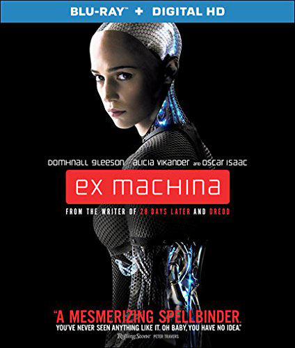 Ex Machina Movie Cover