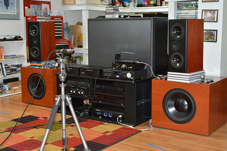 Studio 2.2 channel system