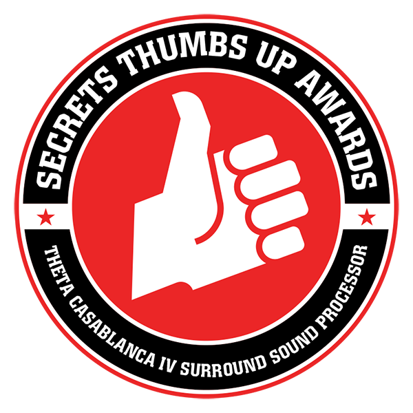 Secrets of Home Theater and High Fidelity - Thumbs Up Awards